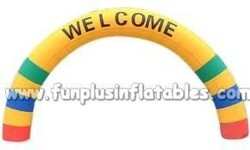 Event arch inflatables P1008