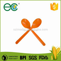 Bio-based names of cutlery set items for camping
