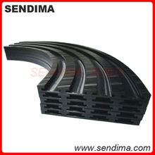 black HDPE sheet for mechanical parts