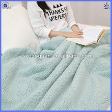 a thin comfortable fleece blanket of summer/bulk wholesale fleece blanket