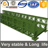 long life durable bailey bridge for military amphibious armoured bridge vehicles for sale