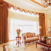 model of living room curtain fringes for curtain design modern window curtains