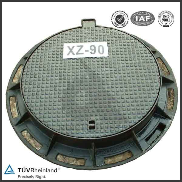 Round cast iron roof drain and sump manhole cover buy