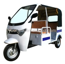 electric 3 wheel moped
