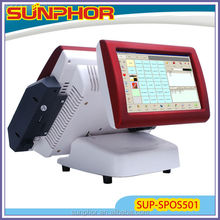 touch screen pos machine cash register scale SUP-SPOS501