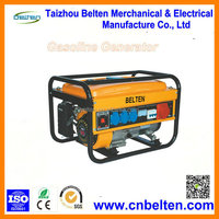 0.65KW-6.5KW Gasoline Generators Sets