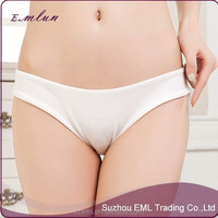 Wholesale ladies low waist new arrival mature sexy lace sheer seamless panty