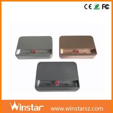 Base Dock Para Iphone 6 Oro