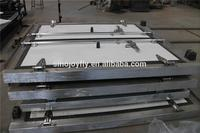 sandwich panel prefabricated house stainless steel composite panel