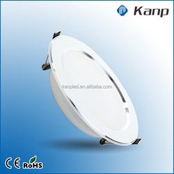 7W LED kitchen lamps White/Silver down light