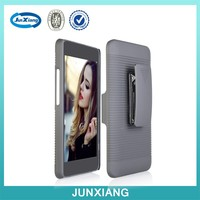 2015 combo belt clip mobile phone case for Huawei Y635