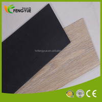 Indoor PVC Sports Floor With Wood Grain PVC Vinyl Plank Flooring