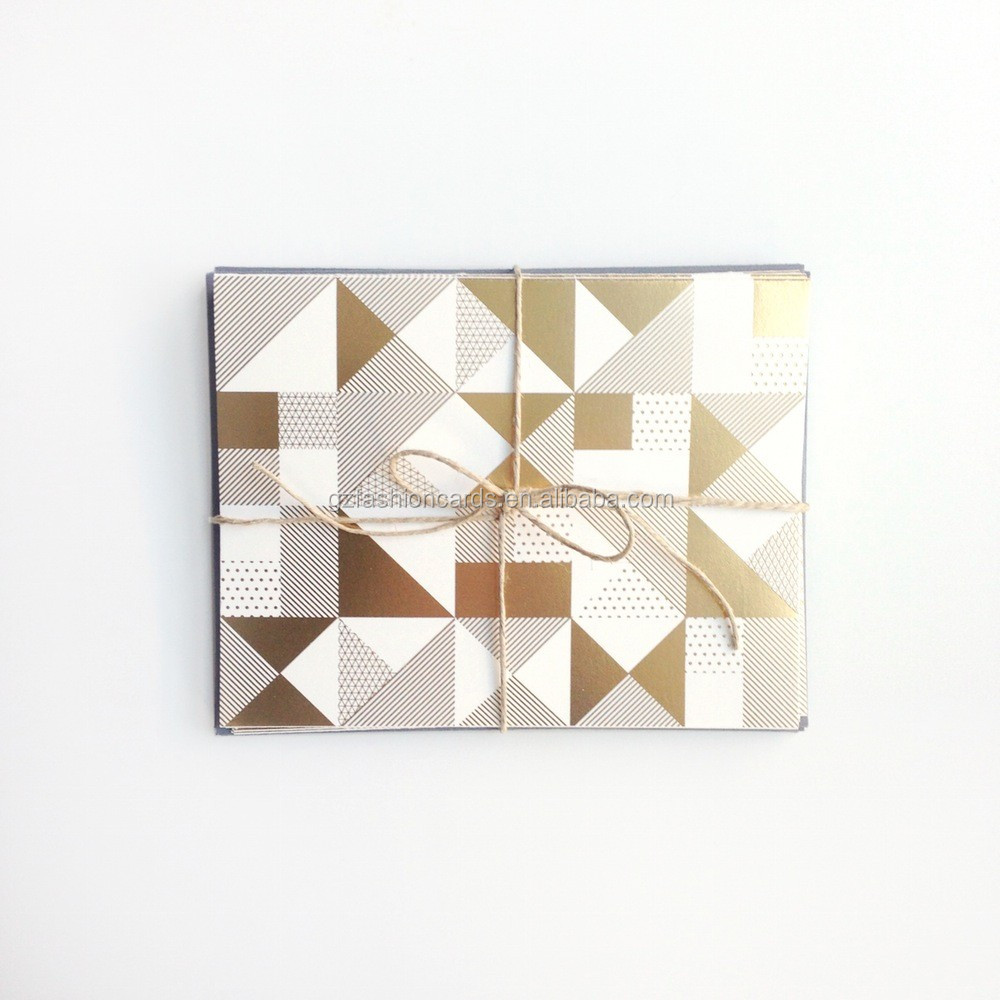Foiling Pattern Factory Price Plain Wholesale Greeting Cards Buy
