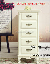 Best quality discount maple wooden wall cabinet unit