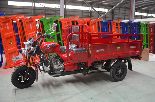 China hot selling three wheel cargo tricycle for No.1