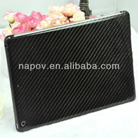 For Ipad Air, Real carbon fiber case For iPad air real carbon fiber case
