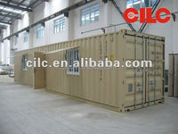 High Quality Student Dormitory / School Room with Two Storey Container