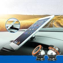 A-9 360 Degrees Magnetic car phone holder Car Phone Holder Steelie Car Kit Magnet Mount for cell phone GPS Magnetic Holder