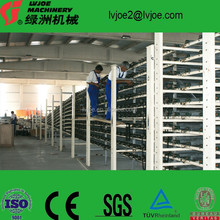 whole production line of plasterboard (hot air type)