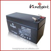 sealed lead-acid battery 12v 1.3ah solar battery for solar system