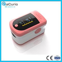 Automatioc G-sensor Function SpO2 Pulse Rate Finger Oximeter