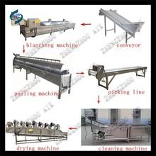 automatic chicken feet processing machine line,chicken feet stripper