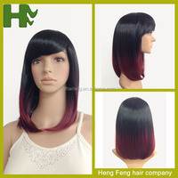 straight long hair wig any color any style ombre color wigs