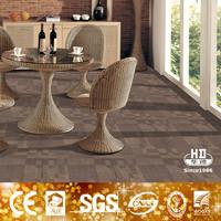Nylon printed contec carpet tiles