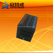 TC35 bulk sms sending 32 ports modem pool cinterion gsm module size