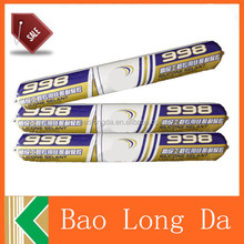 Other Adhesives Classification Polyurethane Main Raw Material Windshield rtv silicone sealant