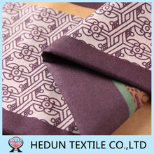 Textile supplier Fashion T/C hand embroidery design bed sheet fabric