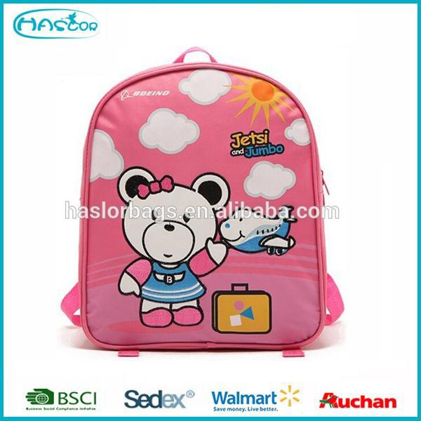 2015 dernières créations sac d'école / sac d'école / sac d'école des enfants