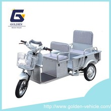 2015 New Electric Charging Tricycle/Trike/ 3 Wheel Scooter