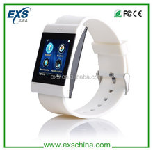 new style smart watch bluetooth support 2g GSM network for fashion smart watch