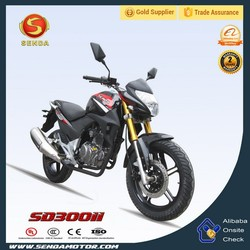 Excellent Performance Best Price China 300CC Street Bike Motorcycle With Senda Good Engine SD300II