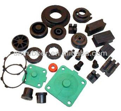custom rubber molded components manufacturers