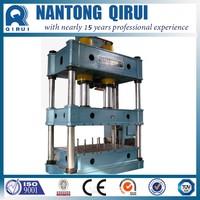 CNC FRP door windows hand press button making machine