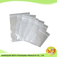 Printed Pvc Ldpe Ziplock Bags Plastic Bag For Clothes /Shoes
