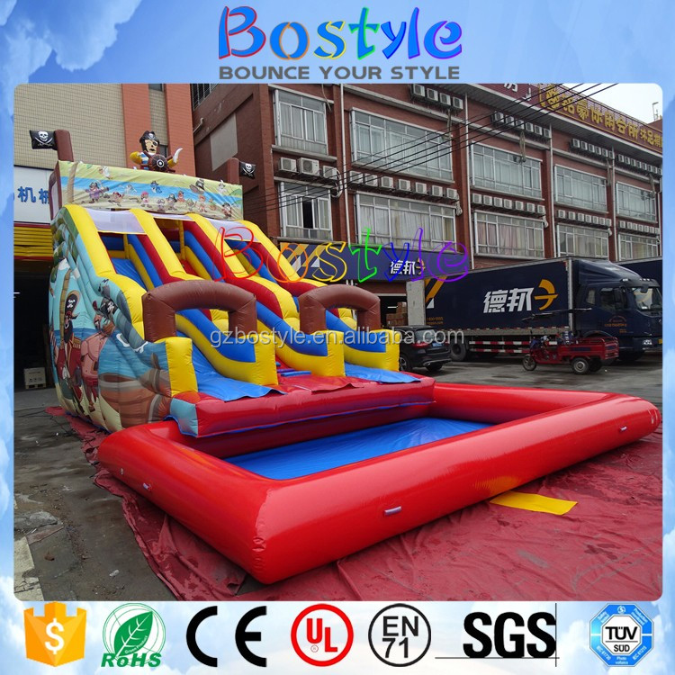 Inflatable Water Slide Safety Rules: Guangzhou Inflatable Manufacturer/cheap Price Used