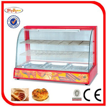 950mm long Glass Electric Food warmer DH-828