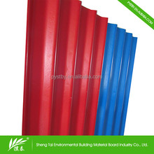 Fireproofing 2 meter corrugated metal roofing prices
