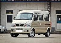 K07II Dongfeng 4x2 minivan 7seats LW