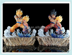 Dragon ball Z resin action figure