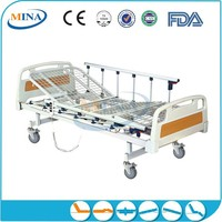 MINA-EB2703 portable 2-function electric adjustable bed