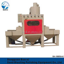 fully automatic sandblasting machine for stone sandblasting