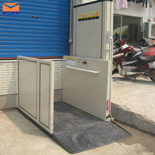 home vertical hydraulic handicapped equipment