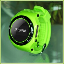 New GPS Tracking Location Remote Monitoring Smart Wrist Watch Personal GPS Watch Running
