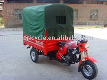 150CC three wheel motorcycle with tent cover