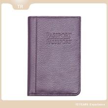 RFID Blocking Passport Wallet luxury passport holders