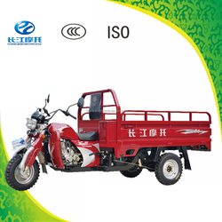 LUOYANG three wheel motorized trike for cargo with competitive price